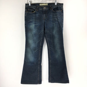 Expres 10 Sarula Jeans Bootcut HEMMED
